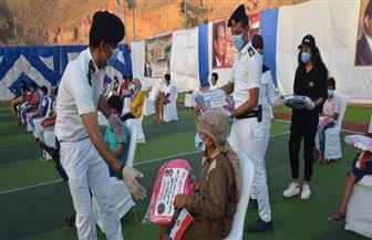 محافظ جنوب سيناء يشيد بمبادرة «كلنا واحد» تحت رعاية الرئيس السيسي | صور
