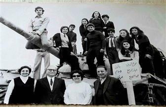 """""""أكتوبر في ذاكرة الوزراء"""".. هالة السعيد من ظهر دبابة في المدرسة إلى معركة تنموية في سيناء"""