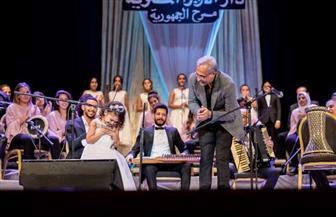 سعيد الأرتيست والإيقاعات الشرقية على مسرح أوبرا الإسكندرية.. الجمعة | صور