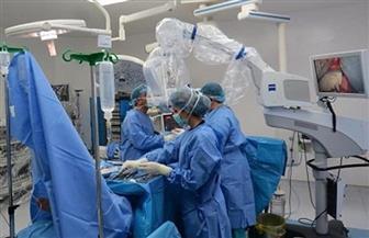 نجاح عمليتين لزراعة القرنية بمستشفى الرمد التخصصي في بورسعيد