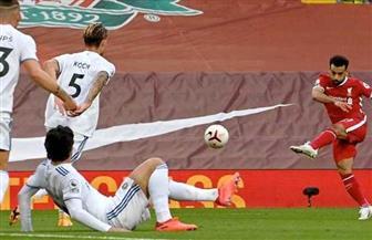 """فوز هدف محمد صلاح في ليدز بالأفضل في شهر سبتمبر بـ""""ليفربول"""""""
