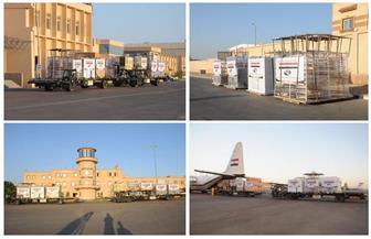 مصر ترسل الرحلة الخامسة من خطوط إنتاج الخبز الميدانية للأشقاء في السودان | صور