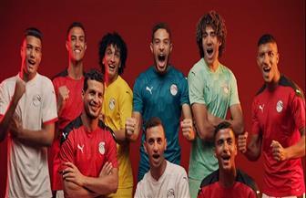 قصة تصوير نجوم الرياضة للزي الرسمي الجديد لمنتخبات مصر   فيديو