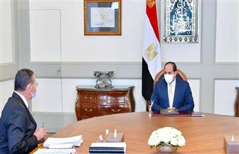 """الرئيس السيسي يوجه باستمرار تطوير أنشطة صندوق """"تحيا مصر"""" في مجال الرعاية الصحية والدعم الاجتماعي"""