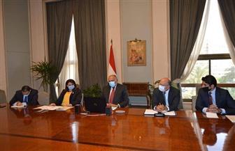 وزير الخارجية يشارك في اجتماع هيئة مكتب قمة الاتحاد الإفريقي نيابة عن الرئيس السيسي | صور