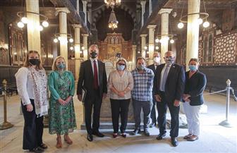 القائم بأعمال رئيس الوكالة الأمريكية للتنمية يزور القاهرة لدعم التزام أمريكا بالتنمية الاقتصادية بمصر | صور
