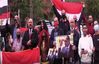 أجواء احتفالية بين أبناء الجالية المصرية بكندا بمناسبة ذكرى انتصارات حرب أكتوبر | فيديو وصور