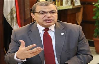 «سعفان» يهنىء اتحاد العمال المصريين بإيطاليا بمرور 30 عاما على تأسيسه