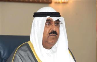 الشيخ مشعل الأحمد يؤدي اليمين الدستورية وليا للعهد في الكويت