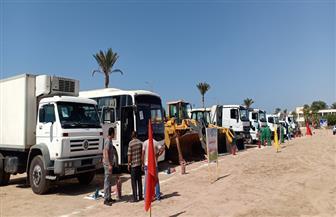 محافظ جنوب سيناء يستعرض سيناريو حماية المحافظة من السيول