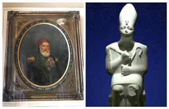 المتاحف المصرية تحتفل بانتصارات أكتوبر المجيدة| صور