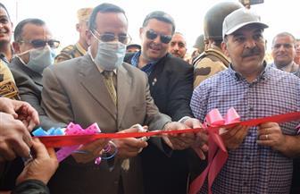محافظ شمال سيناء يفتتح مشروعات تنموية في الشيخ زويد بقيمة 112 مليون جنيه | صور