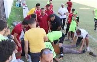 رئيس نادى فارسكور: عدم إجراء إسعافات أولية سبب وفاة مدرب النادي