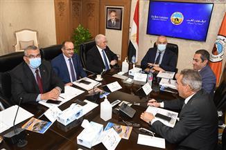«الجزار» يترأس أول اجتماع لمجلس إدارة «المقاولون العرب» بعد تشكيله الجديد