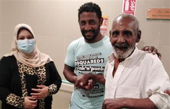 علاج ٣ حالات من كبار السن فاقدي الهوية بمستشفيات بورسعيد وتسليمهم لذويهم