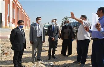 «القاضي» يتفقد مشروعات «حياة كريمة» وبرنامج التنمية المحلية لصعيد مصر بطما |صور
