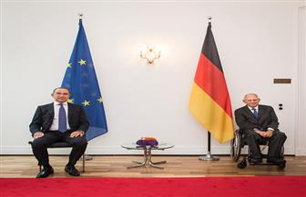 سفير مصر ببرلين يلتقي رئيس البوندستاج الألماني