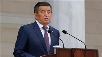 رئيس قرغيزستان ينشر قوات الجيش في العاصمة لمنع الاضطرابات الأمنية