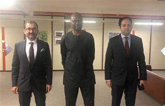 """أمين عام """"العليا للأخوة الإنسانية"""" في لقائه مدير المكتب الدولي باليونسكو: نسعى لدمج وثيقة الأخوة الإنسانية"""
