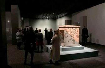 سفير مصر لدى هلسنكي يشارك في افتتاح معرض الآثار الفرعونية بفنلندا | صور
