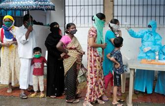 الهند تسجل أكثر من 45 ألف إصابة جديدة بكورونا