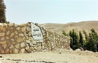 """مدير """"جيولوجية البيئة"""" يشرح لأبناء المصريين بالخارج الطبيعة المختلفة لـ""""وادي دجلة"""""""