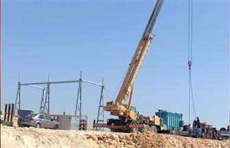 وزير الإسكان: جار استكمال الأعمال النهائية لإنشاء محطة محولات الكهرباء العاجلة بغرب أسيوط| صور