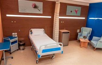 """""""الرعاية الصحية"""" تستعد لتطبيق الخدمات الفندقية بمستشفياتها في بورسعيد   صور"""