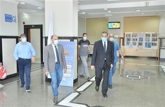 جامعة كفر الشيخ ضمن أفضل 500 جامعة عالمية في مجال الهندسة| صور
