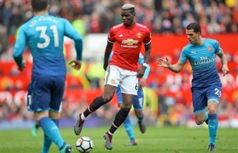 مانشستر يونايتد يبحث عن الفوز الأول على ملعبه أمام أرسنال بقمة البريميرليج