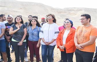 وزيرة البيئة: نأمل أن تكون زيارة المصريين بالخارج للمحميات توثيقا لعلاقتهم بوطنهم