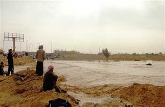 """إغلاق طريق """"نخل - النقب"""" وسط سيناء أمام حركة السيارات"""