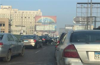 النشرة المرورية.. كثافات بمحاور وشوارع العاصمة مع ساعات الذروة الصباحية