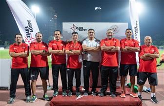 المشروع القومي لاكتشاف مواهب كرة القدم يشارك في دورى منطقة القاهرة