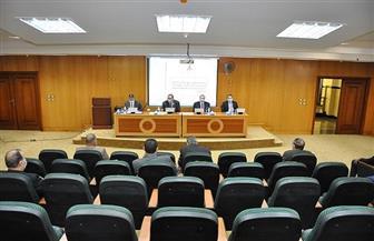 جامعة كفرالشيخ: انتظام الدراسة بنظام التعليم الهجين وتطبيق الإجراءات الاحترازية في الكليات | صور