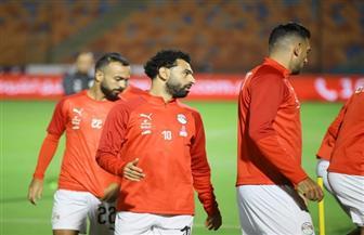 عزل محمد صلاح في غرفته وكل المخالطين له بمعسكر المنتخب