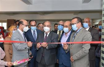 افتتاح مركز جراحات الشفة الأرنبية وشق سقف الحلق بمستشفى الأطفال بجامعة أسيوط   صور