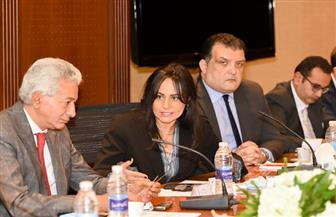 أمين اتحاد الغرف التجارية: علينا الترويج للصناعات المختلفة التي تتميز بها مصر| صور