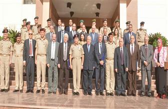"""""""إستراتيجية مجابهة التدخل الدولي بالأزمة الليبية"""" في ندوة هيئة البحوث العسكرية"""
