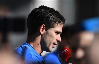 الأرجنتيني غاغو لاعب ريال مدريد السابق يعلن اعتزاله