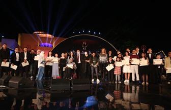 وزيرة الثقافة: مهرجان الموسيقى العربية عزز أهمية الإبداع في السمو بالوجدان| صور