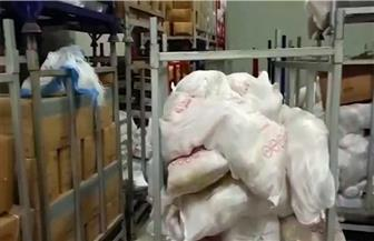 شرطة التموين والتجارة توجه ضربات متلاحقة ضد جرائم الغش الغذائي| فيديو