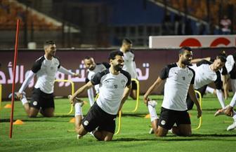 المنتخب المصري يختتم تدريبات اليوم لمواجهة توجو غدا بتصفيات أمم إفريقيا