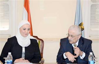 وزيرا «التعليم والتضامن» يبحثان توجيهات الرئيس السيسي لدعم تكافؤ الفرص التعليمية