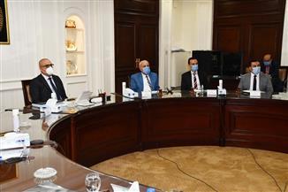 وزير الإسكان يستعرض المخطط الإستراتيجي لتنمية المرحلتين الـ 2 و3 بالعاصمة الإدارية
