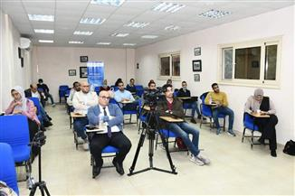 مدير «رواد 2030»: الشباب المصري يستغل أبسط الإمكانيات لتحقيق أكبر الإنجازات  صور