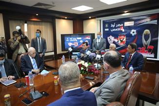 إطلاق مبادرة «مصر أولا.. لا للتعصب» لمواجهة التعصب الرياضي   صور