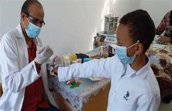 فحص 93 ألف طالب بالمرحلة الابتدائية لعلاج أمراض سوء التغذية بالمنيا