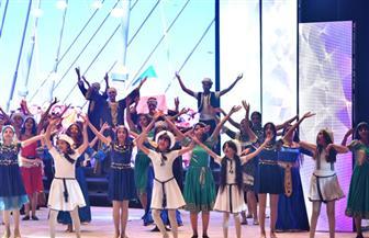 ننشر فعاليات مهرجان «أطفال العالم يلتقون.. مصر قلب الدنيا»   صور