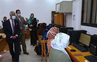 افتتاح أول دورة تدريبية في «أساسيات التحول الرقمي» لطلاب الدراسات العليا ببورسعيد | صور